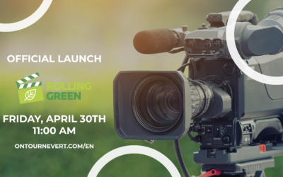 The Audiovisual Industry Launches its Program for Environmentally Responsible Productions: Rolling Green!